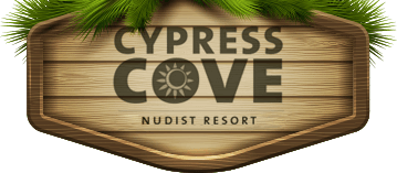Cypress Cove Nudist Resort Logo